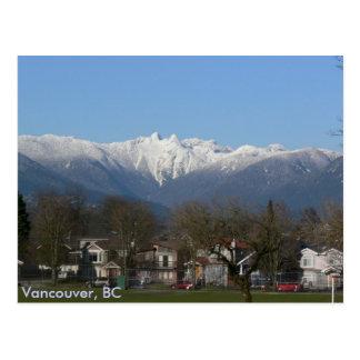 The Lions - Vancouver, BC Postcard