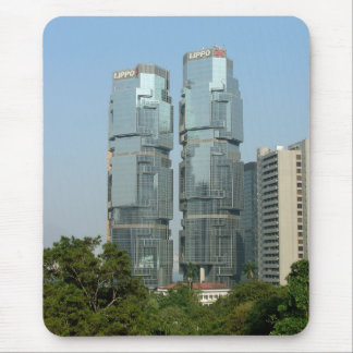 The Lippo Towers Mousepad