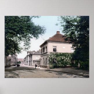 The Liszt House Poster