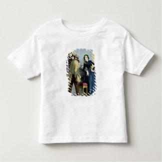 The Literary Lioness, from 'Femmes de Paris' Toddler T-shirt