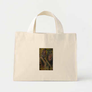 the literature holder mini tote bag