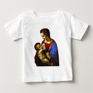 The Litta Madonna circa 1480 Baby T-Shirt