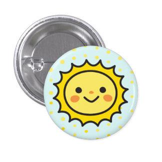 The Little Baby Sun 1 Inch Round Button