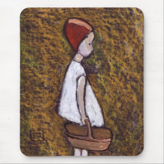 THE LITTLE BEACHCOMBER MOUSE PAD