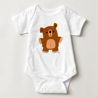 The little bear baby bodysuit