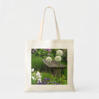 The Little Bench - Budget Tote Bag