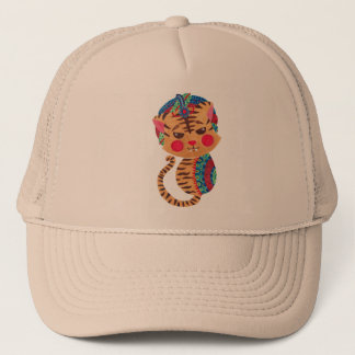 The Little Bengal Tiger Trucker Hat