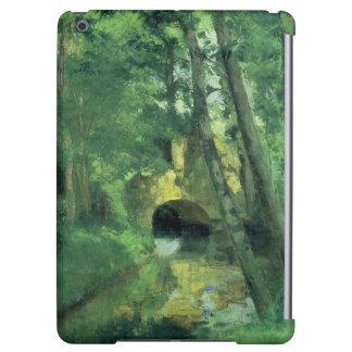 The Little Bridge, Pontoise, 1875 Cover For iPad Air
