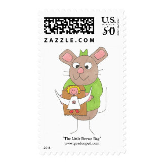 The Little Brown Bag Postage