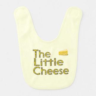 The Little Cheese Baby Bib