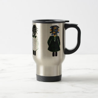 "'The Little Colored Girls"" 15 oz MUG by Rose Hill"