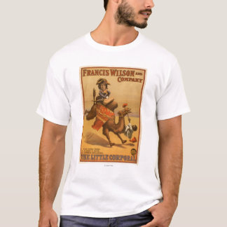 """""""The Little Corporal"""" Camel Egyptian Baby Theatr T-Shirt"""