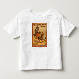 """""""The Little Corporal"""" Camel Egyptian Baby Theatr Toddler T-shirt"""