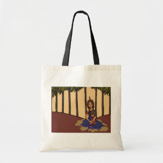 The Little Dreamer Animation 1  - Mother & Child Budget Tote Bag