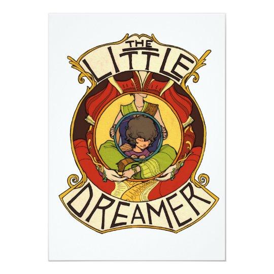 The Little Dreamer Official Logo Card