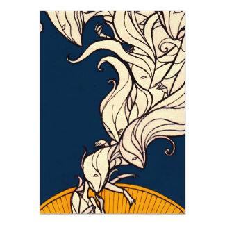 The Little Dreamer - White Flames Card