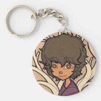 The Little Dreamer - Zayoni Medallion Back Keychain