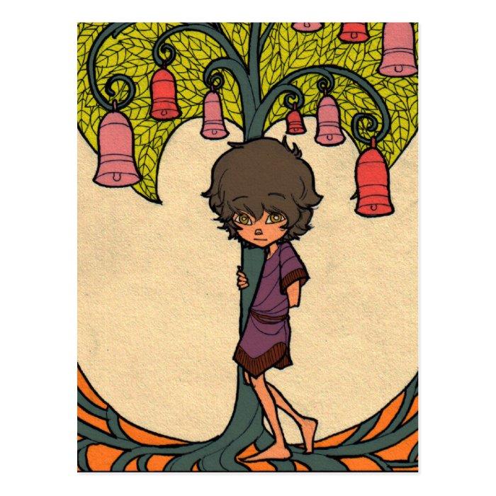 The Little Dreamer - Zayoni Postcard