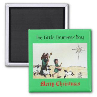 The Little Drummer Boy, Mer... Magnet