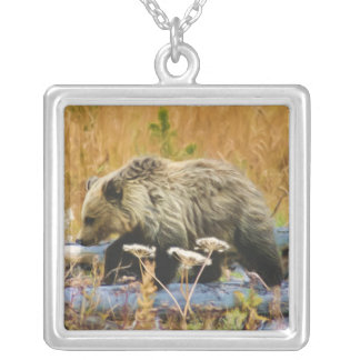 The Little Explorer Silver Plated Necklace