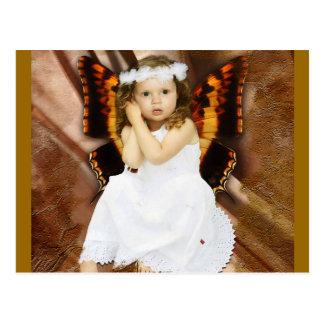 The Little Fairy Postcard