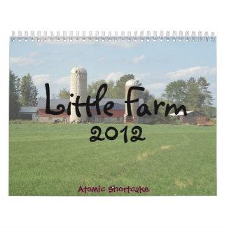 The Little Farm Calendar