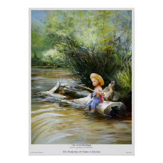 The Little Fisherman Poster