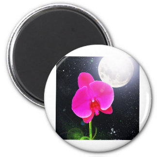 The Little Flower 2 Inch Round Magnet