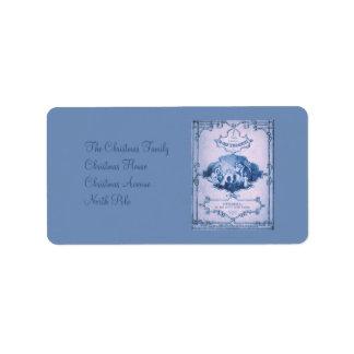 The Little Glass Slipper 2 Label