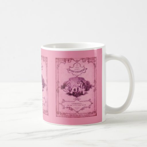 The Little Glass Slipper 3 Mug