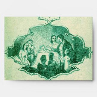 The Little Glass Slipper 4 Envelope