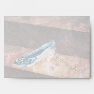 The Little Glass Slipper Envelope
