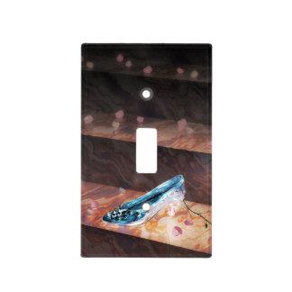 The Little Glass Slipper Light Switch Cover