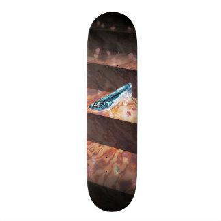 The Little Glass Slipper Skateboard Deck