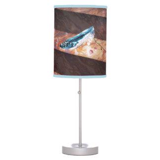 The Little Glass Slipper Table Lamp