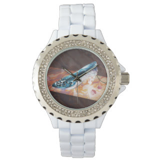 The Little Glass Slipper Wristwatches