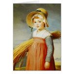 The Little Gleaner, 1824 Cards