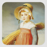 The Little Gleaner, 1824 Stickers