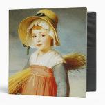 The Little Gleaner, 1824 Vinyl Binder