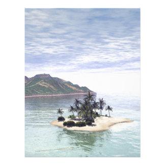 The little island letterhead