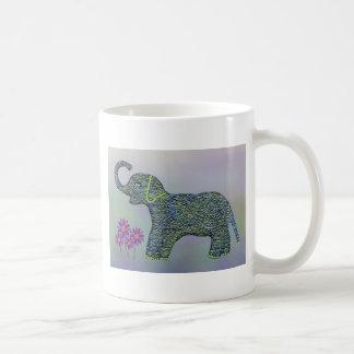 The Little Jade Elephant Mug