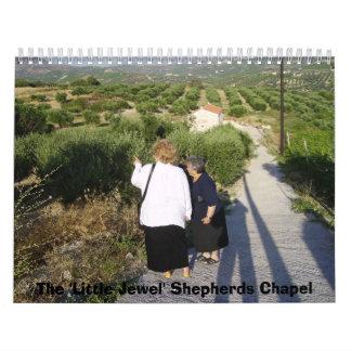 The 'Little Jewel' Shepherds Chapel Calendar
