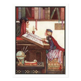 The Little King by Millicent Sowerby Postcard