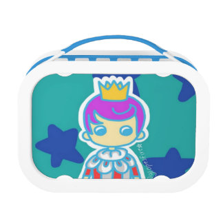The Little King Yubo Lunch Box