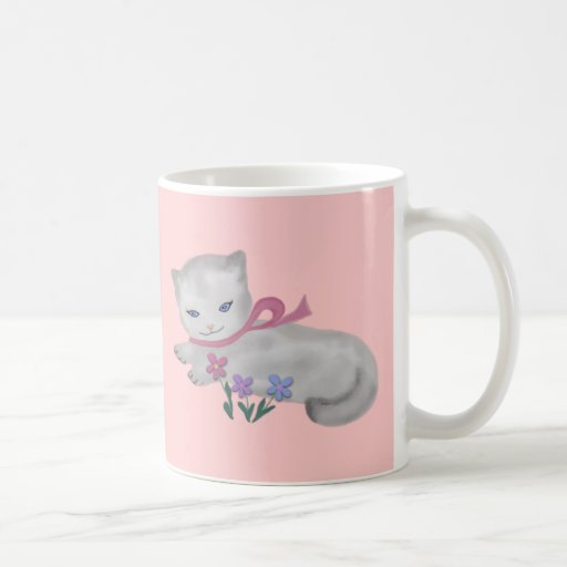 The Little Kitten Mug