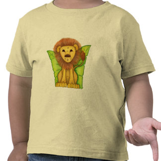 The Little Lion Tees