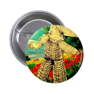 The Little lost elf Pinback Buttons