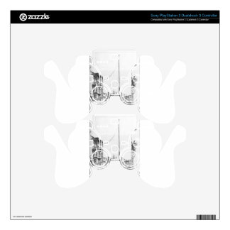 The Little Mast by James McNeill Whistler PS3 Controller Skins