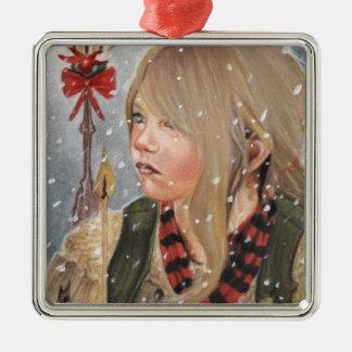 The little match girl Ornament