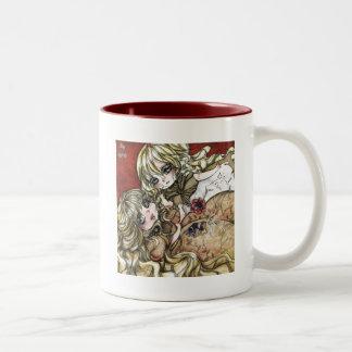 The Little Match Seller and Little Ida's Flowers Coffee Mug